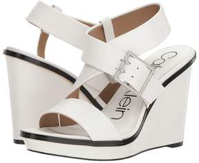 Calvin Klein Palma Women's Wedge Shoes