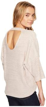 Bishop + Young Ana Back Detail Sweater Women's Sweater