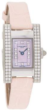 Chaumet Rectangular Watch w/ Tags