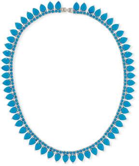 Fallon Monarch Pointed Choker Necklace