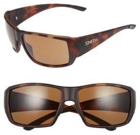 Smith Men's 'Guide'S Choice' 62Mm Polarized Sunglasses - Matte Havana