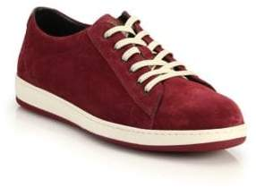 To Boot Barlow Suede Sneakers