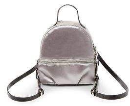 Steve Madden Satin Mini Backpack