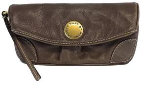 Marc by Marc Jacobs Taupe Leather Clutch