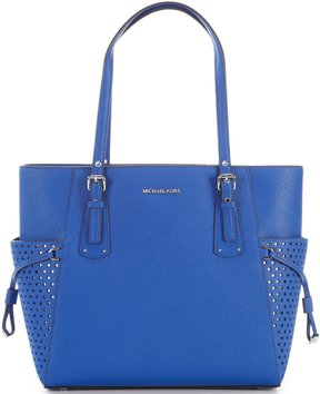 MICHAEL Michael Kors Voyager East/West Tote - ELECTRIC BLUE - STYLE