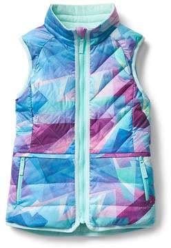 Athleta Girl Reversible Double Vest