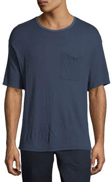 ATM Anthony Thomas Melillo Double-Faced Jersey T-Shirt