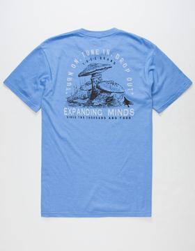 Hippy-Tree HIPPYTREE Perception Mens T-Shirt