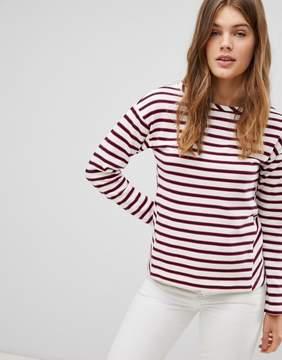 Esprit Stripe Long Sleeve Top