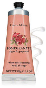 Crabtree Evelyn Hand Therapy - Pomegranate Argan and Grapeseed