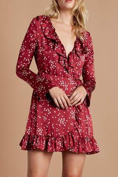 Cotton Candy Star Print Dress