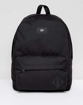 Vans Old Skool II Backpack In Black VONIBLK