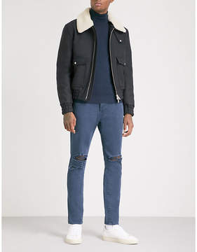 Neuw Ray slim-fit tapered jeans