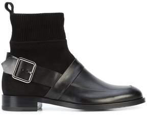 Pierre Hardy side buckle boots