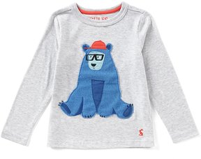 Joules Little Boys 1-6 Long-Sleeve Bear Shirt