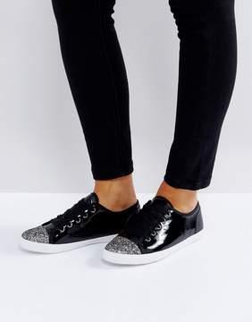 Carvela Patent Sneaker