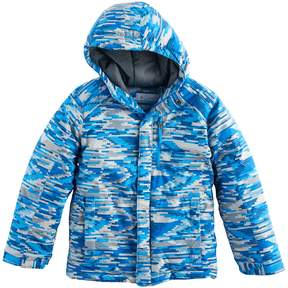Columbia Boys 8-20 Sleddin' Down Jacket