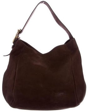 Gucci Ribot Horse-Heads Hobo - BROWN - STYLE