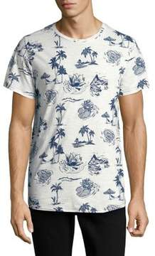 Jack and Jones Jormirage Cotton Tee