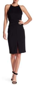 Do & Be Do + Be Back Cutout Midi Dress