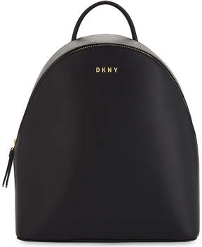 DKNY Bryant Park mini leather backpack