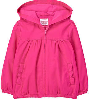 Gymboree Vibrant Pink Utility Jacket - Infant, Toddler & Girls