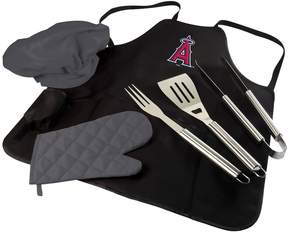 Picnic Time Los Angeles Angels of Anaheim BBQ Apron, Utensil & Tote Set