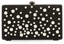 Neiman Marcus Pearly Box Clutch