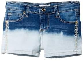 Jessica Simpson Dip Dye Shorts (Little Girls)