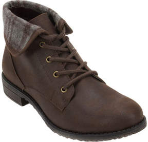White Mountain Cliffs By Cliffs by Neponset Cuffed Combat Boot (Women's)