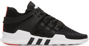 adidas Black Equipment Support ADV Sneakers