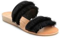 Dolce Vita Haya Fringe Sandals