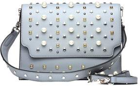Ermanno Scervino Crossbody Bag With Studs