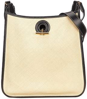 Hermes Vespa cloth handbag - BROWN - STYLE