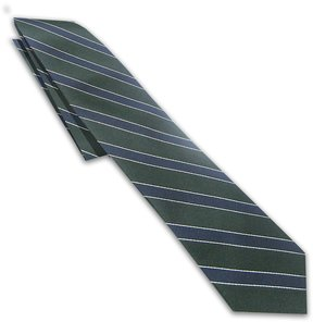 Haggar 1926 Originals Striped Skinny Tie - Men