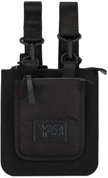 Y-3 Reporter logo crossbody bag