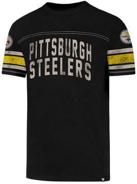 '47 Men's Pittsburgh Steelers Title T-Shirt