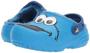 Crocs FunLab Lined Cookie Clog Kids Shoes