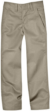 Dickies Boys FlexWaist Flat Front Pant- Big Kid & Husky