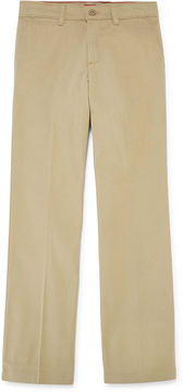 Dickies Classic-Fit Stretch Straight-Leg Pants - Girls 7-16