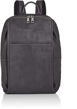 Barneys New York MEN'S LEATHER BACKPACK