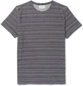 Oliver Spencer Conduit Slim-Fit Striped Cotton-Jersey T-Shirt