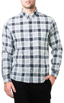 7 Diamonds Men's Heavens Trail Woven Shirt