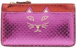 Charlotte Olympia Kitty Cardholder