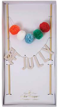 Marie Chantal Gift Shop Pom Pom Cake Topper