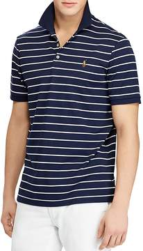 Polo Ralph Lauren Striped Classic Fit Soft-Touch Polo Shirt