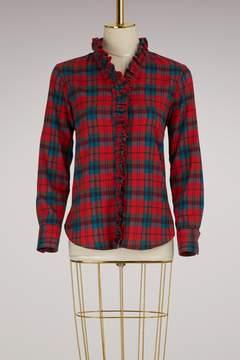 Etoile Isabel Marant Cotton Awendy Shirt