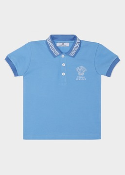 Versace Piquet Polo Shirt