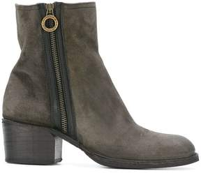 Fiorentini+Baker zip ankle boots