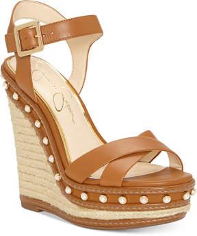 Jessica Simpson Aeralin Wedge Sandals Women's Shoes